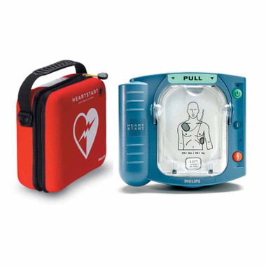 Philips HeartStart OnSite AED with Slim Carry Case