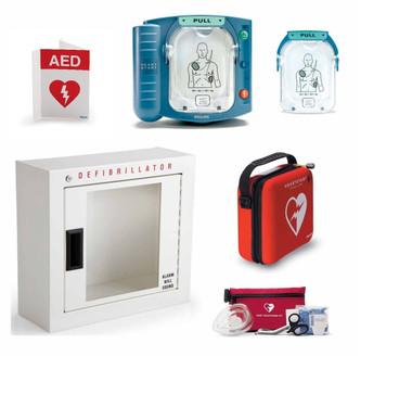 Philips HeartStart Onsite AED Business Package