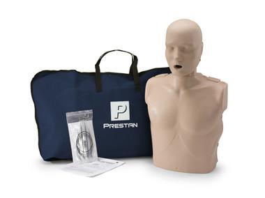 PRESTAN Adult Manikin with CPR Monitor Medium Skin (PP-AM-100M MS)