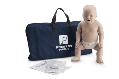 PRESTAN Infant Manikin with CPR Monitor - Medium Skin (PP-IM-100M-MS)