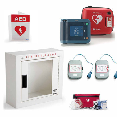 Philips FRx AED Package for Manufacturing