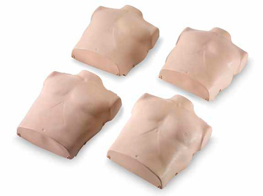 PRESTAN Adult Manikin Torso Skin Replacements Medium Skin (RPP-ASKIN-4-MS)