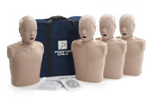 Prestan Child Manikin with CPR Monitor 4-Pack - Medium Skin