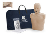 PRESTAN Adult Jaw Thrust Manikin with CPR Monitor Medium Skin (PP-JTM-100-MS)