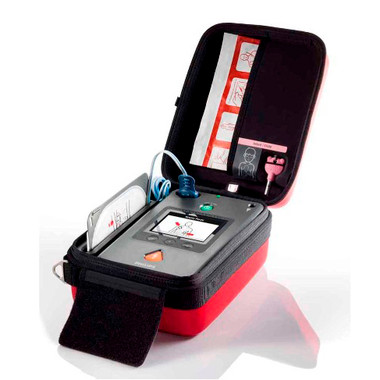 Philips FR3 AED with Text for Law Enforcement