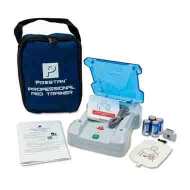 PRESTAN Bilingual AED Trainer - English & Spanish - PP-AEDT2-101