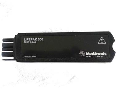 LP500 Test Load Lifepak