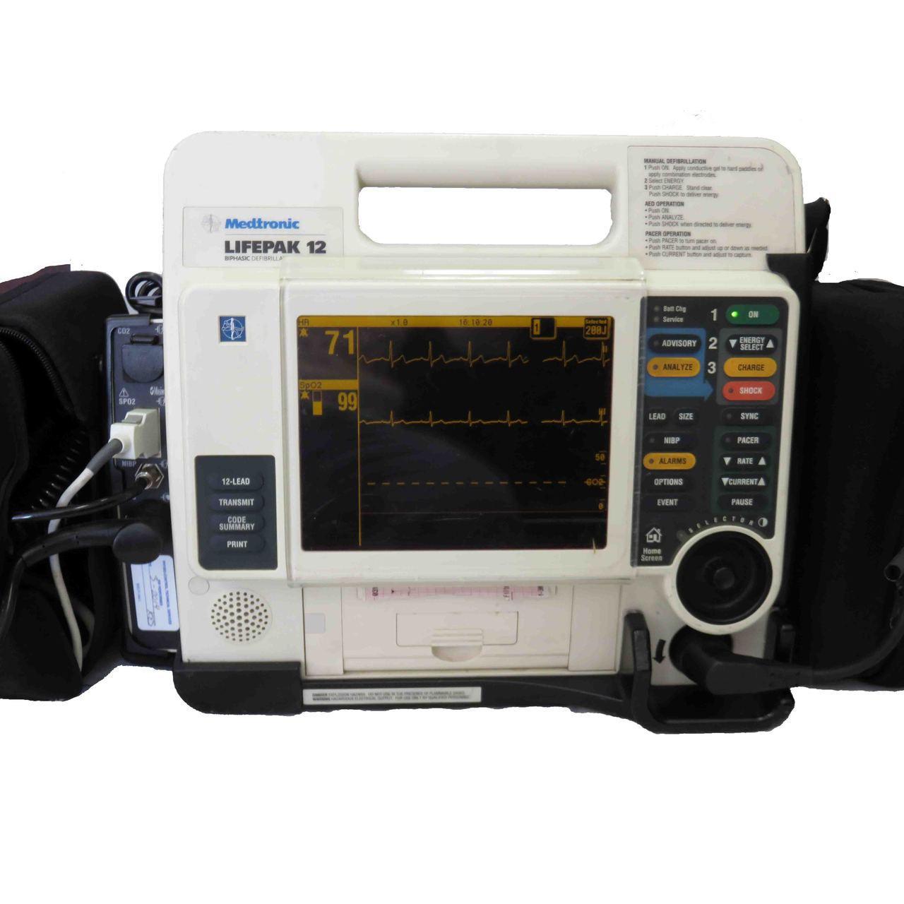 Physio-Control Lifepak 12 Preventative Maintenance Inspection