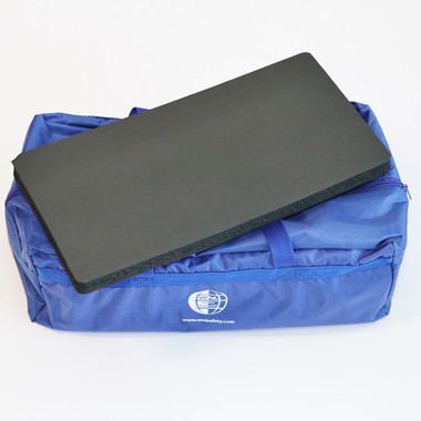 WNL CPR Practice Mats x 5 w/Carrying Case