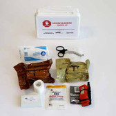 severe bleeding control kit contents