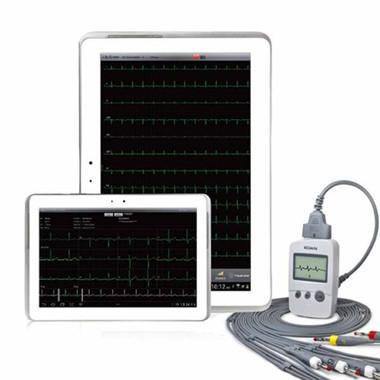 Edan I PAD based ECG