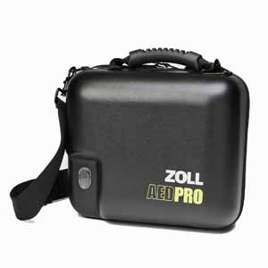 Zoll AED Pro Molded Vinyl Carry Case external