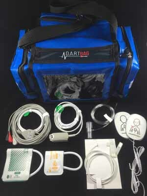 DART Bag - Complete for ACLS/PALS