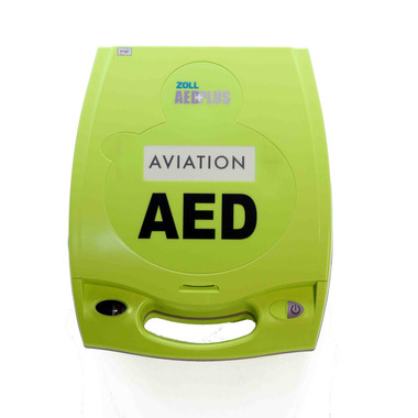 Zoll AED Plus Aviation cover