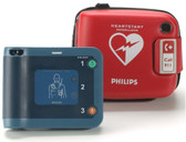 Philips HeartStart FRx AED and Carry Case