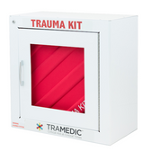 Tramedic® cabinet kit in cabinet