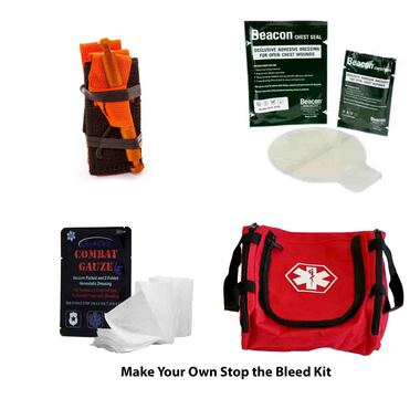 Make your Own Stop the Bleed Kit