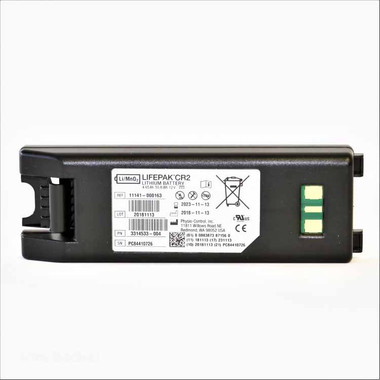 Replacement Lithium Lifepak CR2 battery