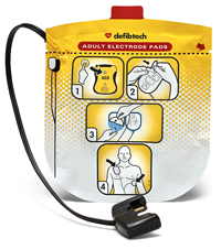 Defibtech Lifeline View Adult Pads