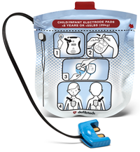 Defibtech Lifeline View Pediatric Pads DDP-2002