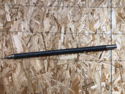 "Proof Research .338 cal 9.4 tw 1.250 straight bull contour 30"" finish"