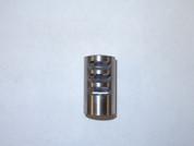 Round Mini Magnum Muscle Brake (5/8x24 Threads)