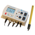 Milwaukee MC125 pH & ORP Controller Combo w/Probe