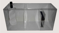 "Trigger Systems Crystal Sump 30""x12""x15"""