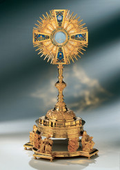 """The Baroque"" Monstrance"