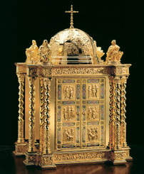 """Baroque"" Tabernacle"