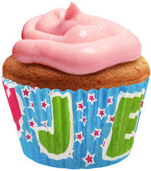 Jesus Loves You! Cupcake Paper