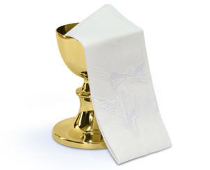 Complete Mass Linen Set with Eucharistic Motif