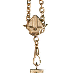 Extra Heavy Chain for Pectoral Cross