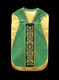 Green Chasuble - Front