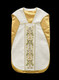 White Chasuble - Front