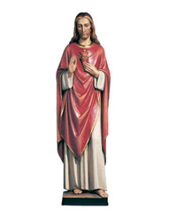 Sacred Heart of Jesus Statue 1