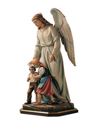 Guardian Angel Statue
