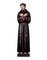 St Fransic of Assisi Statue