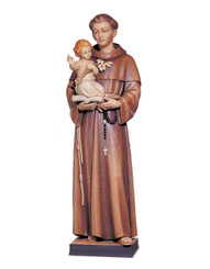 St Anthony with Child Statue 1