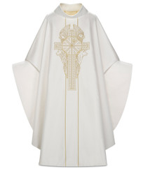 """Four Evangelists"" Gothic Chasuble in Sentia Fabric"