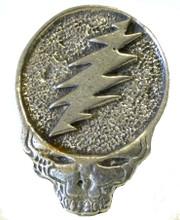 Dead Head Pendant or Pin 2
