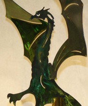 Dragon 1 Metal Green 8 x 9