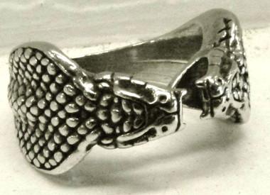 2 Head Cobra Ring