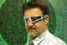 Dr. Neon Custom Glasses