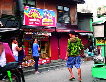 barangay burger jenny's