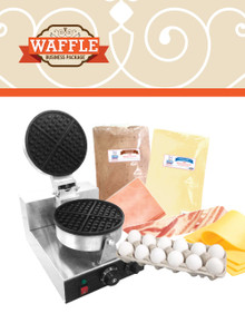 belgian waffle business package franchise