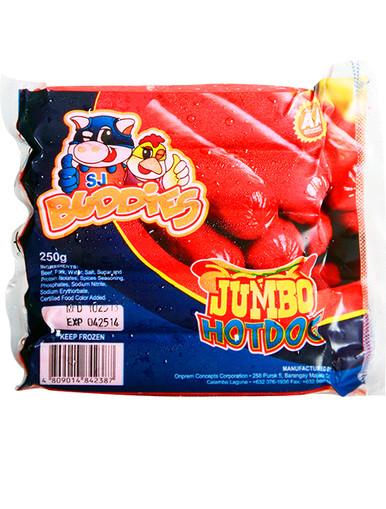 wholesale tender and juicy hotdogs