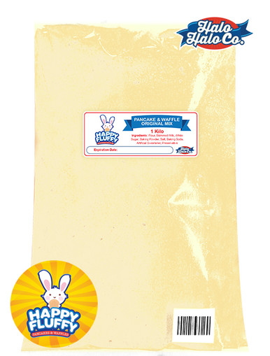 waffle and pancake mix for wholesale food cart or belgian waffle business