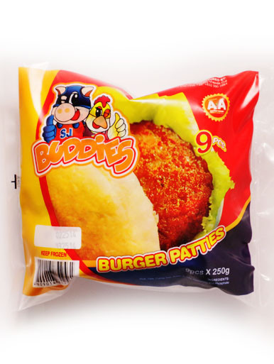 Hamburger Patty for Buy 1 Take 1 Hamburger Food cart business in wholesale price