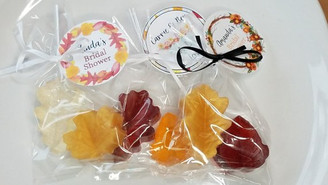 Bridal Shower Favors - Rustic Theme  Autumn